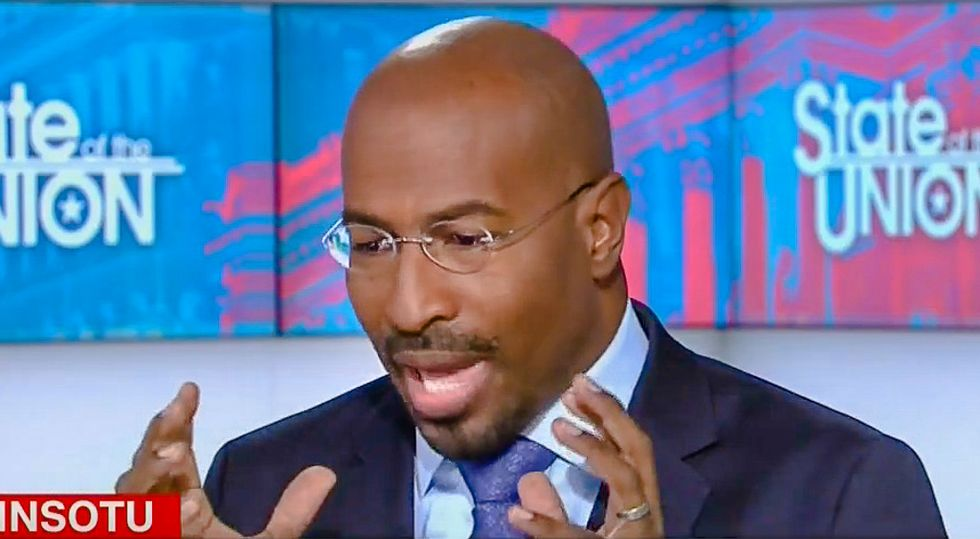 'Ludicrous': Van Jones calls BS on James O'Keefe 'nothingburger' attack video that was strategically edited