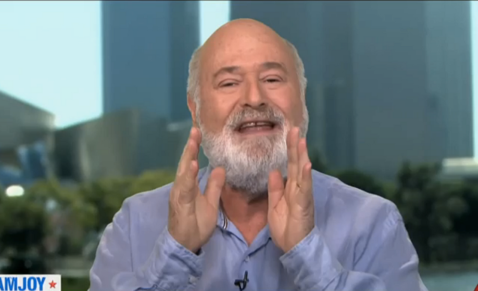 'We definitely got under their skin': Rob Reiner revels in freaking out the Kremlin with his Russia investigation