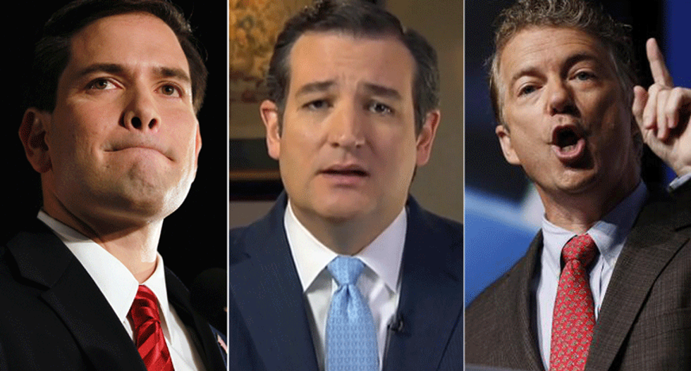 Every 2016 GOP presidential candidate is fine with South Carolina flying Confederate flag