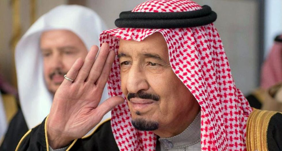 Saudis bristle over new 9/11 law -- but Saudi government remains silent