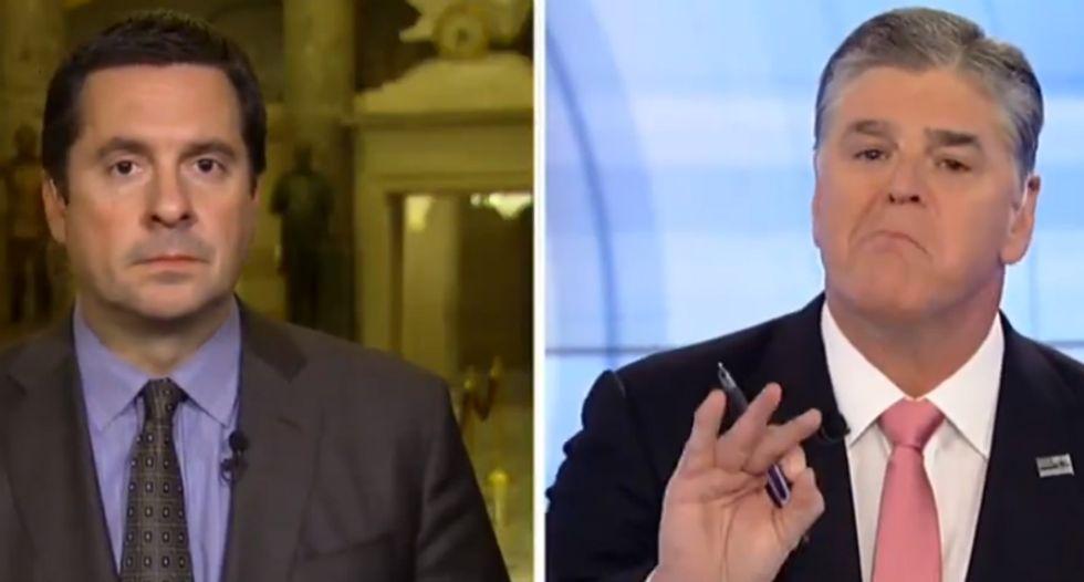 Devin Nunes tells Fox News he doesn't 'recall' Giuliani associate Lev Parnas -- they spoke at least 4 times