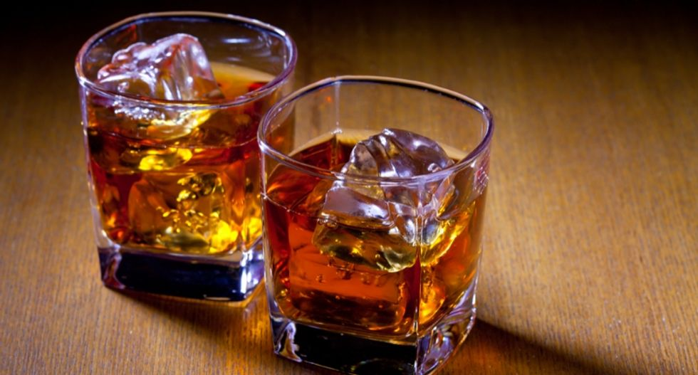 Chemists confirm that whiskey really does taste better with a splash of water