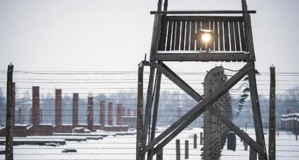 Survivors return to Auschwitz 70 years later, warn against growing anti-Semitism