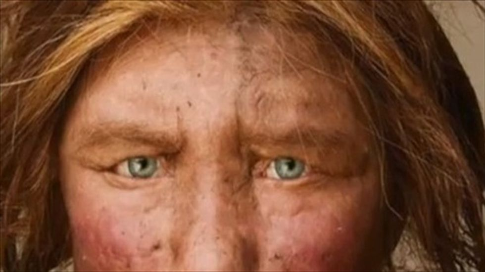 Neanderthals mutilated bodies of the dead