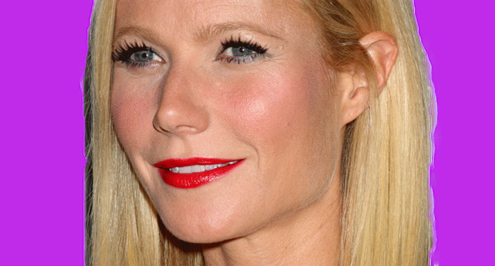 This is a thing: Gwyneth Paltrow's guide to yawning