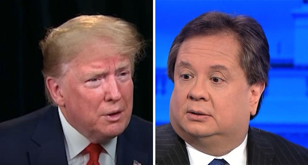 Trump has 'destroyed' the GOP and the nation needs to 'grind him into the ground': George Conway
