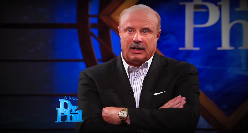 MSNBC analyst quotes Dr. Phil to explain Republicans are volunteers not victims of Trump's attacks