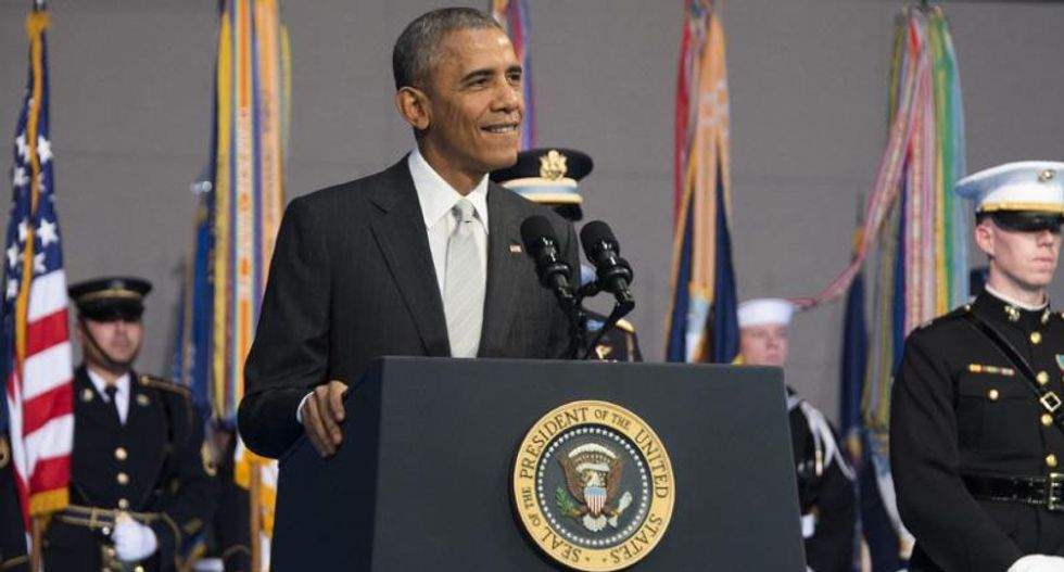 Obama mocks GOP for trying to rebrand themselves as the party of the middle class