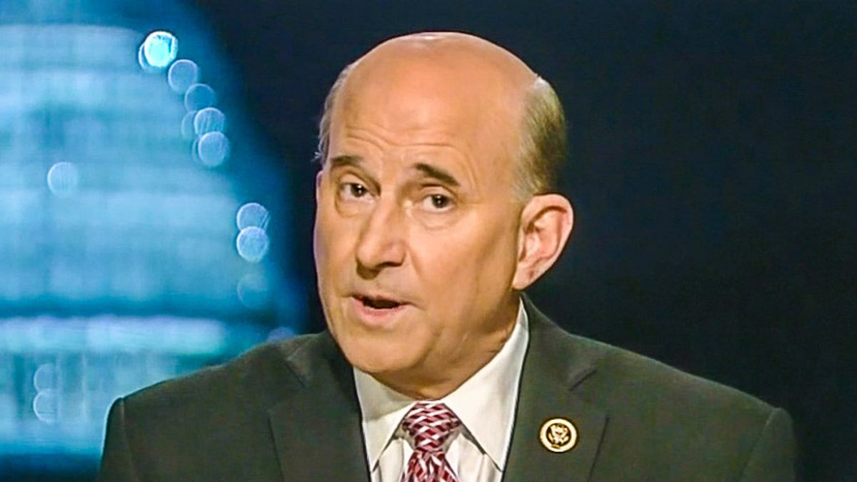 Russian media laughs at 'dumbest guy in Congress' Louie Gohmert for asking Forest Service to move the moon
