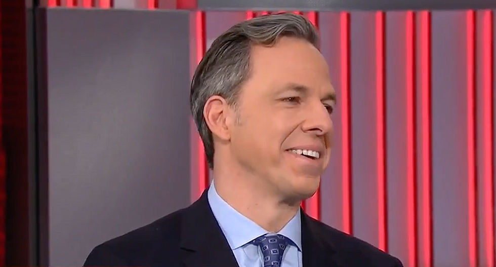 'People are not impressed': CNN's Jake Tapper and panel mock Trump for unoriginal nickname for James Comey