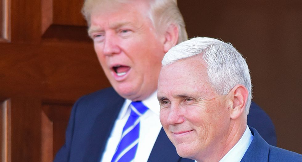 Trump and Pence 'laying the groundwork for voter suppression' with new election integrity commission: report