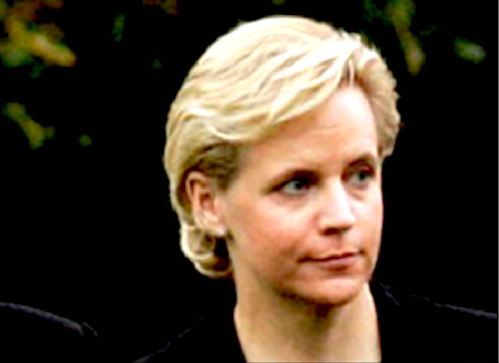 Mary Cheney shames anti-gay GOPers: 'For years I have listened to them talk about importance of family'