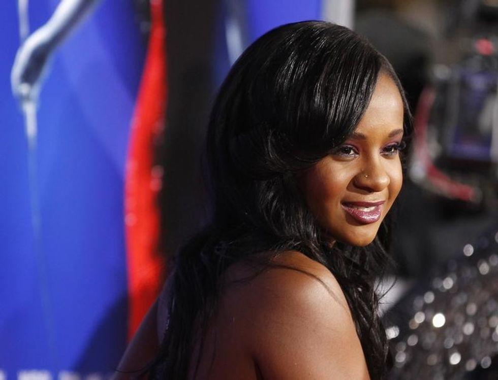 Partner of Whitney Houston's daughter denied hospital visits: report