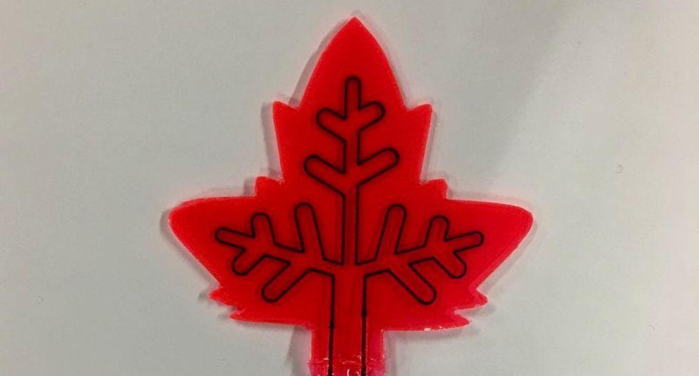 Artificial leaf copies nature to manufacture medicine