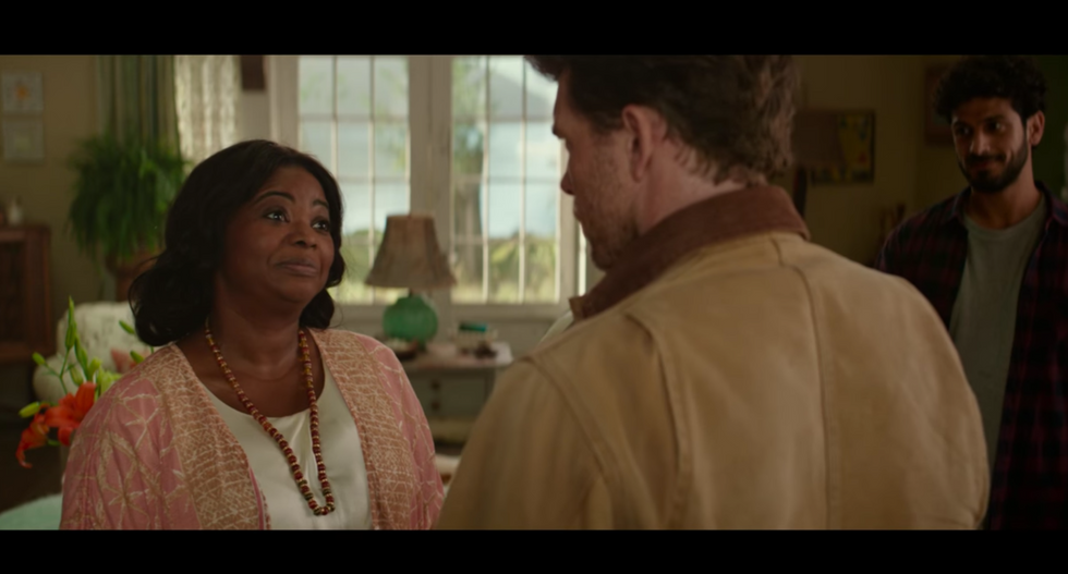 Christian leaders: 'Dangerous and false' new film will portray God as a forgiving 'fat black woman'