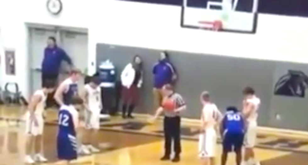 Ohio teens chant slurs at black and Asian players — until refs forced to call off basketball game