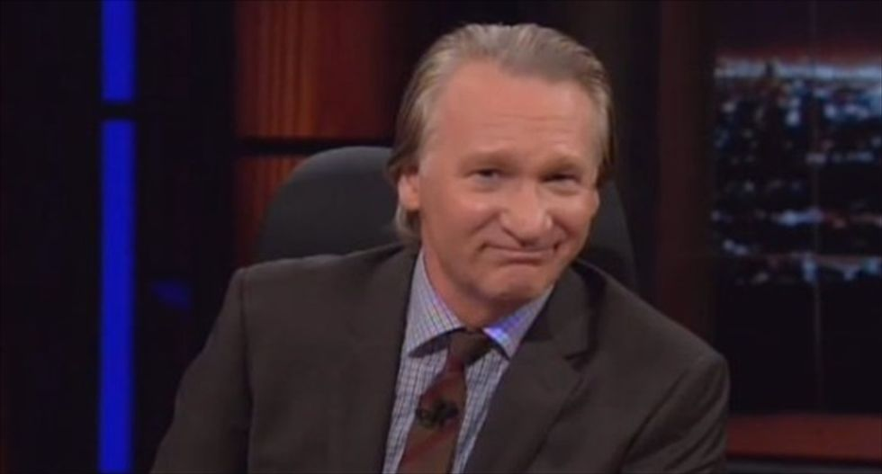 'They didn't include rape': Watch Bill Maher's 'Real Time' panel brutally tear apart the Ten Commandments