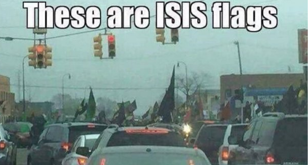 Fake news story inspires Trump supporters to threaten violence against Michigan Muslims