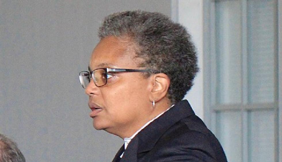 Lori Lightfoot makes history — becomes first LGBTQ black woman mayor of Chicago