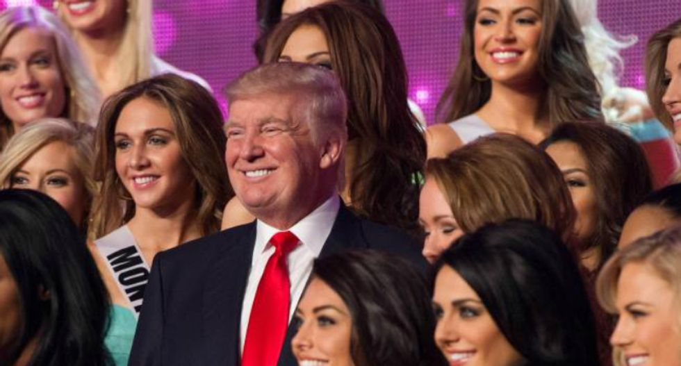 Flight records show Trump lied to Comey about not spending the night in Moscow during Miss Universe pageant