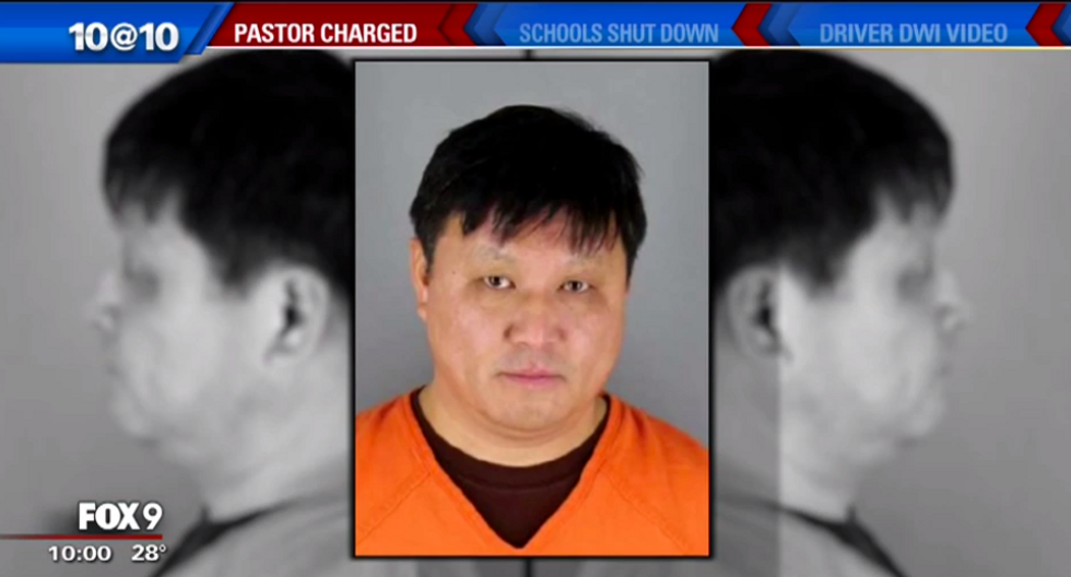 Pastor and son beat 12-year-old with an electrical cord as punishment for 'rejecting faith': police