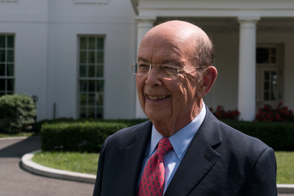 Trump's embattled Commerce secretary refuses to testify about his agency's budget