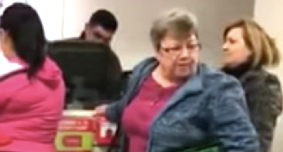 Woman could face criminal charges for racist rant caught on viral video at Kentucky mall
