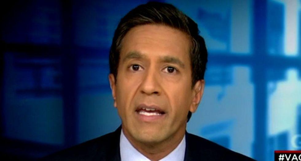 CNN's Sanjay Gupta: A 'burning white hot' medical marijuana revolution is coming
