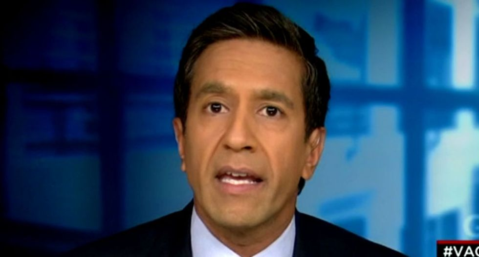 CNN's Sanjay Gupta demolishes Republicans for saying we need to 'sacrifice' people to COVID-19