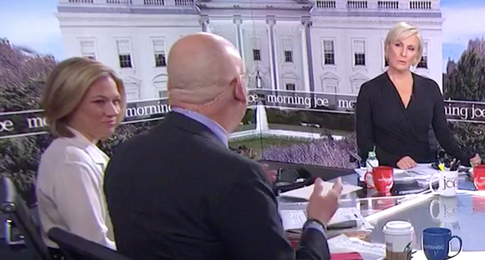 'Who are these people?' MSNBC panel shames 'sociopathic' White House staffers for mocking whistleblower's disability