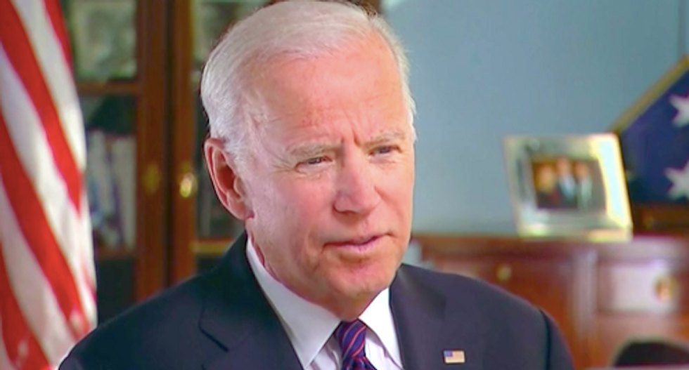 Biden tells billionaires that things wouldn't change under his administration