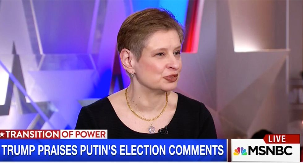 Russia analyst: I was just in Moscow and people are laughing as Putin plays 'that fool' Donald Trump