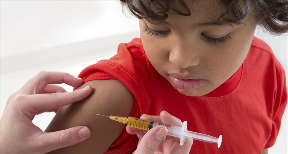 Most pediatricians say parents have refused vaccines for their kids