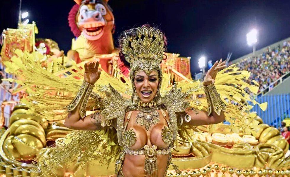 No vaccine, no carnival, Rio's samba schools warn