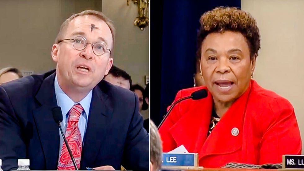 'A disgrace': Dem rips Mulvaney over $30 million Trump parade that would fund food stamps for 20,000