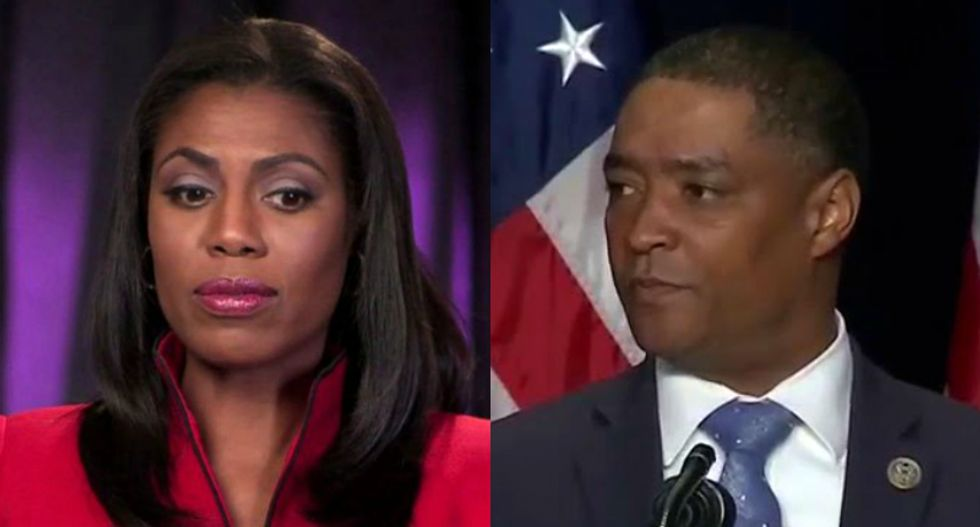 Omarosa's Trump confessions are meant to help her bottom line — not her guilty conscience: Dem congressman