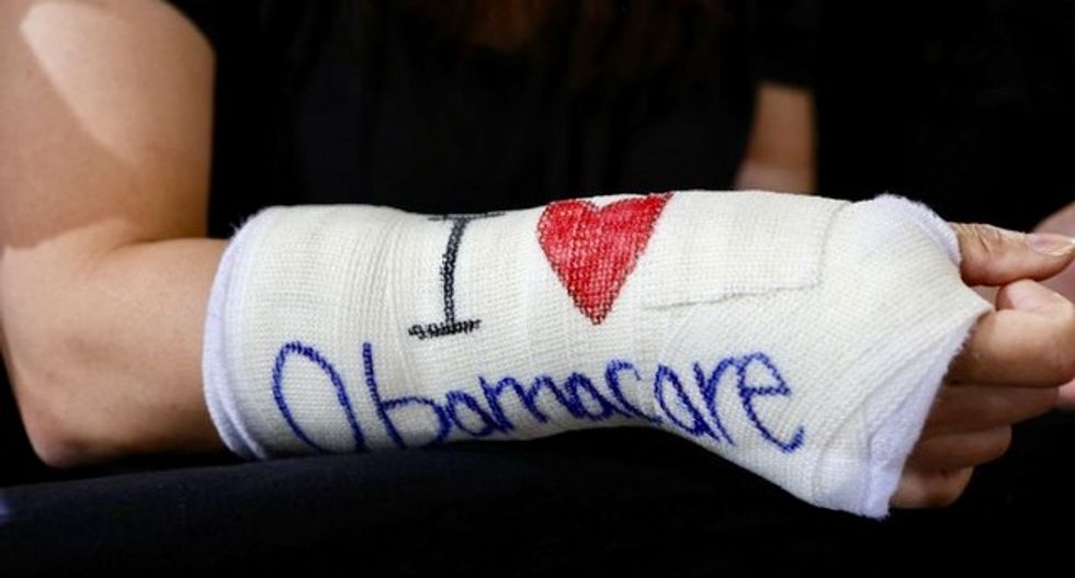 Obamacare's insurance safety net protects many of the millions losing their employer-provided health insurance – but not all