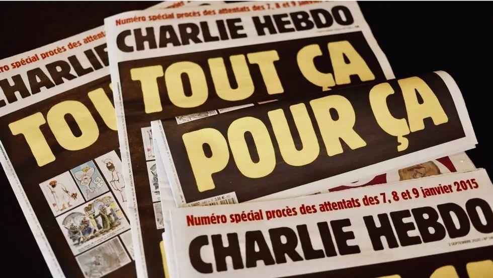 Al-Qaeda threatens Charlie Hebdo for republishing Mohammed cartoons: SITE