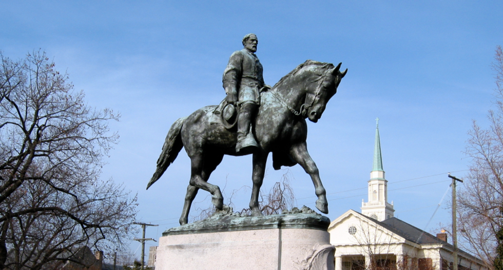 'I don't want to see Black Lives Matter': Pro-Confederate organizer cancels Virginia Robert E. Lee event