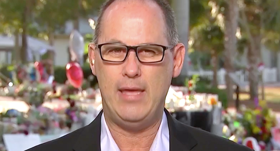 'My daughter had rights — they've all been terminated': Parkland dad destroys obsession with 2nd Amendment