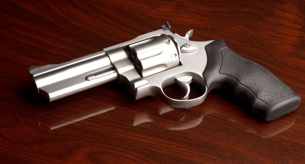 4-year-old Wasilla boy shot in the leg when mother's .357 magnum falls out of her holster