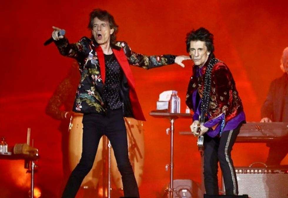 The Rolling Stones join star-studded lineup for Covid-19 concert