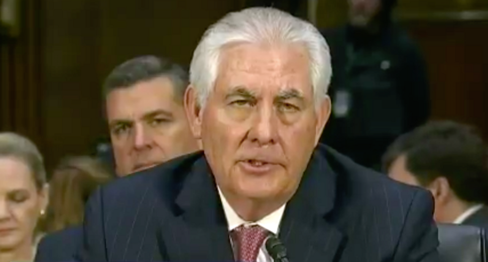 'These things happen': Rex Tillerson refuses to blame Putin for murders of political opponents