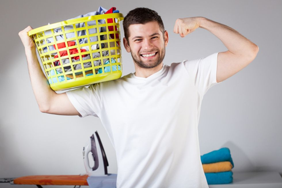 "Men, you can't ""buy"" sex with chores"