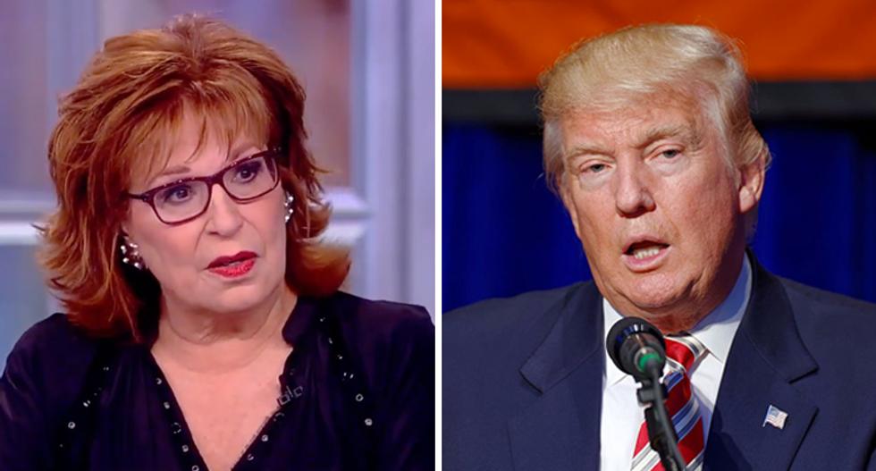 Joy Behar rips Trump for branding Parkland school cop a 'coward': 'You think he'd have gone into that building?'
