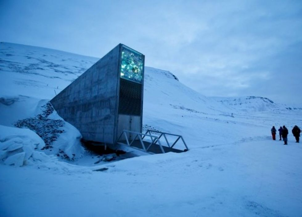 Norway to spend $13 million to upgrade 'doomsday' Arctic seed vault