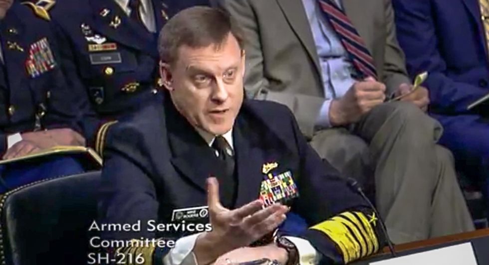 Cyber Command chief: Trump has not given us permission to stop Russian attacks on 2018 elections