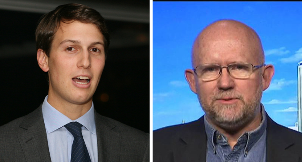 'Corrupt, entitled snake': GOP strategist Rick Wilson drags 'beta-male' Kushner over 'greedy, sloppy' business dealings
