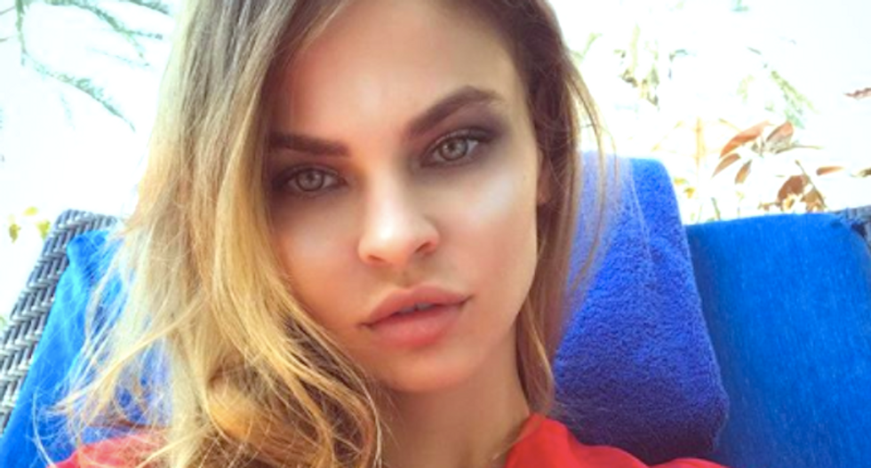 Belarusian model who claimed to have information about Russian collusion released from jail