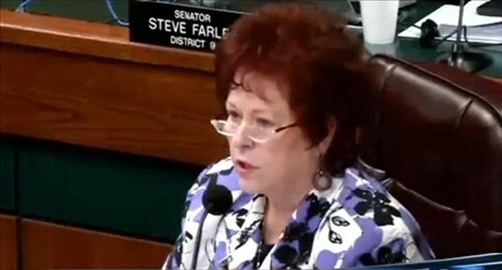 Arizona Tea Party senator: Church service should be mandatory to push 'moral rebirth'